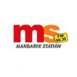 Logo da emissora Cakrawala 98.3 FM