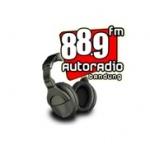 Logo da emissora Autoradio 88.9 FM