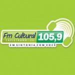 Logo da emissora R�dio FM Cultural 105.9 FM