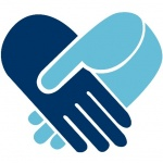 Logo da emissora Amigos Web Rádio