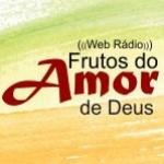 Logo da emissora Web Rádio Frutos do Amor de Deus