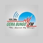 Logo da emissora Gema Bungo 105.3 FM