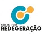 Logo da emissora Geração Rádio Web