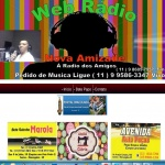Logo da emissora Web Rádio Nova Amizade