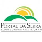 Logo da emissora Rádio Portal da Serra 87.9 FM