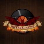 Logo da emissora Infernal Rádio