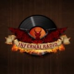 Logo da emissora Infernal Radio