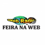 Logo da emissora R�dio Feira na Web