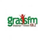 Logo da emissora Grass 106.2 FM