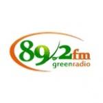 Logo da emissora Green Radio 89.2 FM