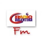 Logo da emissora Radio Valentina 89.6 FM