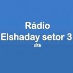 Logo da emissora Elshaday Setor 3