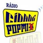 Logo da emissora Cidade Popmix