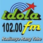 Logo da emissora Idola 102 FM