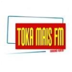 Logo da emissora Toka Mais FM