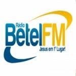 Logo da emissora Rádio Betel 92.3 FM