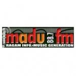 Logo da emissora Madu FM 88.7