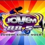 Logo da emissora R�dio Jovem 88.5 FM