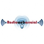 Logo da emissora Rádio Web Arraial