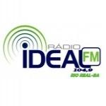 Logo da emissora Radio Nova Ideal 104.9 FM