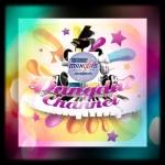 Logo da emissora Manggis 96 FM