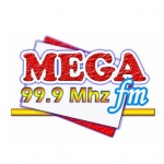 Logo da emissora Mega Panggul 99.9 FM