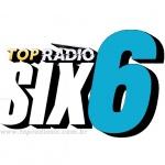 Logo da emissora Top Rádio Six