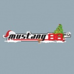 Logo da emissora Mustang 88 FM