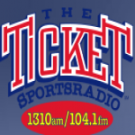 Logo da emissora KTCK 1310 AM