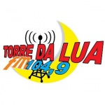 Logo da emissora Rádio Torre da Lua