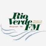 Logo da emissora R�dio Rio Verde FM