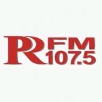 Logo da emissora PRFM News Channel 107.5 FM