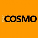 Logo da emissora Radio Cosmo 101.9 FM