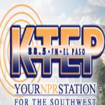 Logo da emissora KTEP 88.5 FM