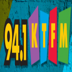 Logo da emissora KTFM 94.1 FM