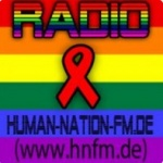 Logo da emissora Human Nation FM