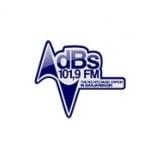 Logo da emissora Radio dBs 101.9 FM