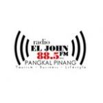 Logo da emissora Radio El John 88.5 FM