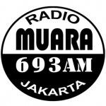 Logo da emissora Radio Muara 693 AM