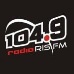 Logo da emissora RIS FM 104.9