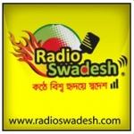Logo da emissora Radio Swadesh
