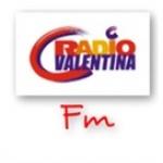 Logo da emissora R�dio Valentina Napoli 92.1 FM