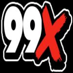 Logo da emissora KTUX 98.9 FM