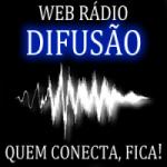 Logo da emissora Web Rádio Difusão