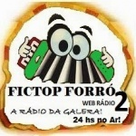 Logo da emissora Fictop Forr� 2 Web R�dio