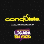Logo da emissora Rádio FM Conquista 105.9 FM