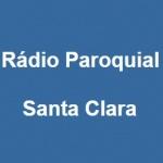 Logo da emissora Rádio Paroquial Santa Clara