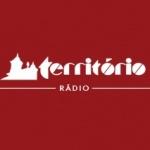 Logo da emissora Rádio Território