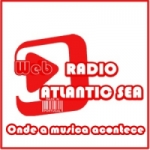 Logo da emissora Radio Atlantic Sea