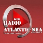 Logo da emissora Rádio Atlantic Sea